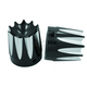 Black Anodized Excaliber Axle Nut Covers - AXL-EX-ANO-TOUR