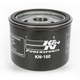 Performance Gold Oil Filter - KN-160