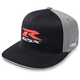 Black Suzuki GSXR Flex-Fit Hat