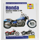 Motorcycle Repair Manual - 2312
