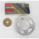 530GXW Chain and Aluminum Sprocket Kit - 2147-064A