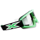 Fluorescent Green Flat Out Goggles - 067-10335