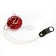 Red Oil Filler Cap Kit - 00-01314-24