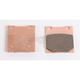 Double-H Sintered Metal Brake Pads - FA161HH