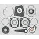 2 Cylinder Complete Engine Gasket Set - 711140A