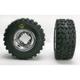 Rear JR MX Tire/Wheel Kit - TW-015
