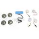 Complete Bullet Turn Signal Kit - GEN-KIT-1