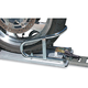 Removable Wheel Chocks For Floor-Mount Series E Track