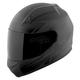 Matte Black Hammer Down SS700 Helmet