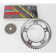 GB525GXW Chain and Sprocket Conversion Kit - 3106-071WG
