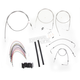 Braided Stainless Steel Cable/Line Kit - B30-1080
