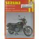 Motorcycle Repair Manual - 484