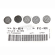 13mm Valve Shim Kit - 2.65mm - 5PK1300265