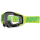 Yellow/Green Racecraft Sour Patch Goggle w/Clear Lens - 50100-112-02