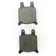 Organic Kevlar® Brake Pads for Custom Calipers - 1720-0201