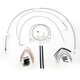 Braided Stainless Steel Cable/Line Kit - B30-1057