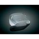 Taillight Visor w/o Slots - 9008