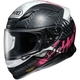 Black/White/Pink RF-1200 Seduction TC-7 Helmet