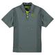 Gunmetal Villen Polo Shirt