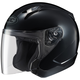 Black CL-JET Helmet
