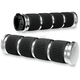 Chrome Ring Leader Fusion Grips - 07-314