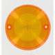 Replacement Amber Turn Signal Lens - 25-2010