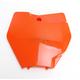 Orange Front Number Plate - 2421125226