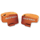 Orange Master Cylinder Covers - 2449540237
