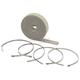 Tan High-Temperature Exhaust Wrap Kit - 2002TA