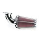Chrome Fast Air Intake Solution - 0206-2050-CH