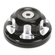 Contrast Cut Misano Stem Nut/Bolt - 0208-2063-BM