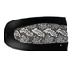 White Faux Python Fender Skin w/Black Trim - 1405-0202