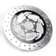 13 in. Savage Eclipse Chrome Floating Rotor - ZSSFLT-85E-F2K