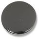 Gloss Black Vented Panhead Gas Cap - 0703-0547