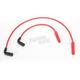 Red 8mm Plug Wire Set - 171111-R