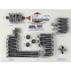 Polished Stainless Steel 12-Point Engine Kit - PB617S