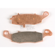Double-H Sintered Metal Brake Pads - FA229HH
