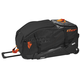 Black/Red Orange Transit Wheelie Bag - 3512-0186