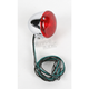 Flat Lens Turn Signal-Double Filament/Red Lens - 8395R