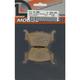 Sintered Metal Brake Shoes - M944S47