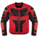 Red Overlord Resistance Jacket