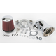 90 Degree Air Filter Kit for 113 Inch and Under S&S Motors - 18-489