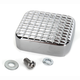 Chrome Plated Parking Brake Pedal Cover - HD025-TG