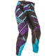 Youth Girl's Purple/Blue Kinetic Pants