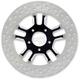 11.8 Dixon Platinum Cut Two-Piece Brake Rotor - 01331800DIXSBMP