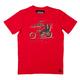 Red Peter Fonda Highway T-Shirt