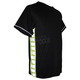 Black/Hi-Viz Performance T-Shirt