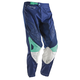 Women's Navy/White Phase Clutch Pants