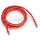Red 4mm I.D. x 2mm Wall Vacuum Tubing - USA-VT4B-2W-RD