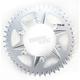 Aluminum Silver Rear Sprocket - 775-45